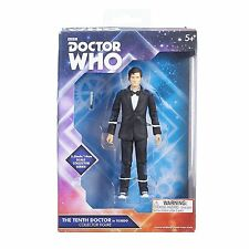 Doctor Who 10th Dr David Tennant Tuxedo Suit 5.5 inch action figure New boxed
