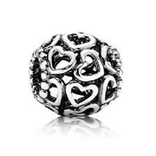 New Authentic Pandora 790964 Open Heart Charm in 925 Sterling Silver