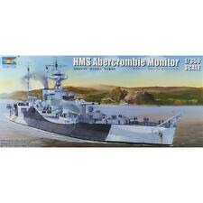 NEW Trumpeter 1/350 HMS Abercrombie British Monitor Ship 5336