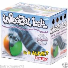 100% ORIGINAL WEAZEL WEASEL BALL FOR CAT DOG PET TOY BEST QUALITY