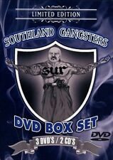 MISTER D - SOUTHLAND GANGSTERS (5PC) (W/CD) / NEW DVD Chicano rap