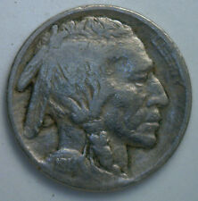 1914 Buffalo Nickel 5 cent US United States Coin VG