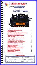 Nifty Mini-Manual for Yaesu FT-2900R