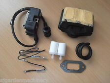 AIR FILTER & IGNITION COIL SERVICE KIT FITS HUSQVARNA 362 365 371 372xp NEW