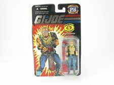 GI Joe 25th Anniversary Dreadnok Buzzer Action Figure MOSC New Great Card