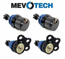 Dodge 00-04 Dakota 00-03 Durango 4X4 Front Upper & Lower Ball Joints Mevotech