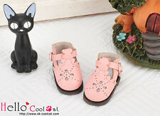 ☆╮Cool Cat╭☆【22-4】Blythe/Pullip Hollow Out Mini Shoes # Pink