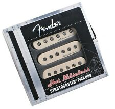 Genuine Fender Noiseless Hot Stratocaster Pickups Aged White 099-2105-000