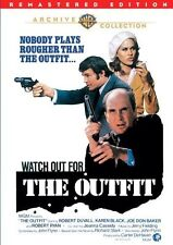 THE OUTFIT (1973 Robert Duvall) Remastered Region Free DVD - Sealed