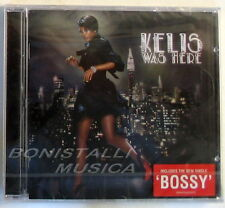 KELIS - WAS HERE - CD Sigillato