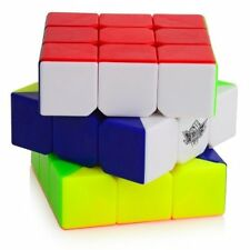 US Children Gift Game Cyclone Boys 3x3 5.6cm FeiWu Stickerless Speed Cube Puzzle