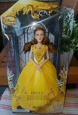 Disney Film Collection Beauty & the Beast  Belle Doll Emma Watson