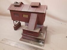 HO SCALE COAL BUNKER STRUCTURE LAYOUT BUILDING LOT 256