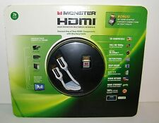 Monster HDMI Definition High Speed 7 Ft. Cable & 90 Degree Adapter Tight Spaces