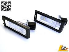 Dacia Duster/ Renault LED Kennzeichenbeleuchtung ..::Exklusiv von LZParts::. OVP