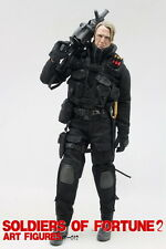 1/6 Art Figures AF-012 Soldiers of Fortune 2 The Expendables Gunner Figure US