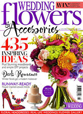 WEDDING FLOWERS & ACCESSORIES November / December 2013 FLORAL HEADDRESSES @NEW@