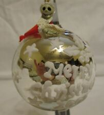 NIGHTMARE BEFORE CHRISTMAS JACK 2004 ORNAMENT MINT