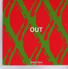 (CK294) Out '96, 14 tracks various artists - 1996 DJ CD