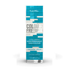 Knight & Wilson Colour Freedom Tropical Aqua Non-Permanent Hair Colour XLarge