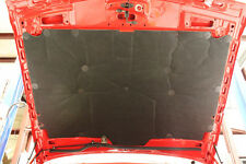 "85-92 Camaro IROC-Z RS Z28 Under Hood Insulation Pad 1/2"" Thick New Reproduction"