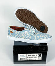 Lakai Skate Schuhe Shoes Camby Echelon Sky Blue Textile Needlepoint 11/45