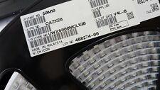 980 X NICHICON UWX1H100MCL1GB Cap Aluminum Lytic 10uF 50V 20%