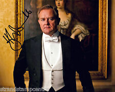 "Hugh Bonneville Colour 10""x 8"" Signed 'Downton Abbey' Photo - UACC RD223"