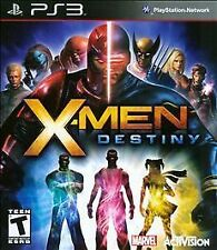 X-Men Destiny RE-SEALED Sony PlayStation 3 PS PS3 GAME