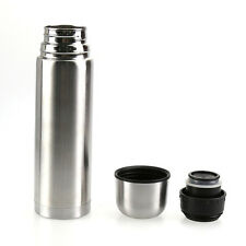 500ML Travel Mug Tea Coffee Water Vacuum Cup Thermos Bottle Stainless Steel NEW