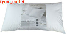 Charter Club Pillow Vail Elite Goose Down MEDIUM / FIRM Support KING