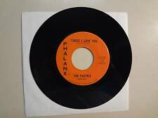 """PASTELS: 'Cause I Love You-Don't Ya Know(What You Do To Me)U.S. 7"""" 1966 Phalanx"""
