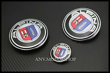 HOOD TRUNK EMBLEM BADGE FOR BMW ALPINA E31 E39 E65 X5 523i 525i 528i 530i 535i