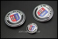 HOOD TRUNK EMBLEM BADGE FOR BMW ALPINA E31 E39 E65 X5 523i 525i 528i 530i 535i