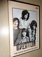DVD LED ZEPPELIN THE SONG REMAINS THE SAME FNM REGION CODE ALL