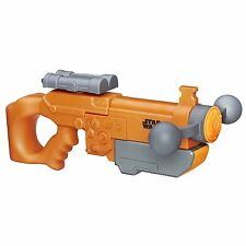 Star Wars Nerf Super Soaker Chewbacca Bowcaster Blaster Water Gun Ages 6+ Toy