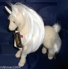 Charlie Bears HUDEL the Unicorn ~ Isabelle Lee ~ Limited Edition No. 400 of 400!