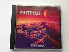 JEU PC CD ROM OUTPOST / SIERRA