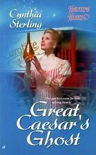 Great Caesar's Ghost (Haunting Hearts Romance)
