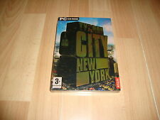 TYCOON CITY NEW YORK DE ATARI PARA PC NUEVO PRECINTADO