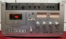 Akai Cassette Player/Recorder, GXC-570D II, Donor/Parts Machine