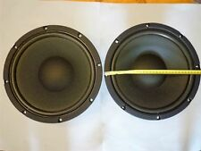 TECHNICS /PANASONIC EAS-30PL01S SPEAKER WOOFER 1 PAIR