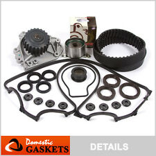 96-00 Honda Civic Del Sol 1.6L DOHC Timing Belt Water Pump Valve Cover Kit B16A2