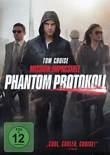 "MISSION: IMPOSSIBLE - PHANTOM PROTOKOLL (""MISSION: IMPOSSIBLE – GHOST PROTOCOL"")"