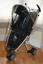 BRAND NEW PVC COVERALL RAINCOVER FITS PETITE STAR ZIA STROLLER PUSHCHAIR 3 WHEEL