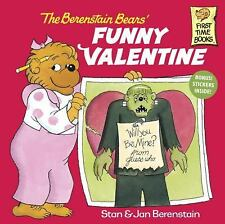 The Berenstain Bears' Funny Valentine - Berenstain, Stan - Paperback