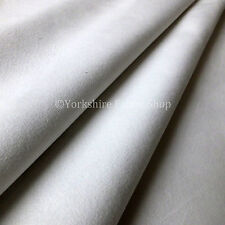 Quality Weaved Plain Soft White Velvet Pile Texture Upholstery Curtains Fabric