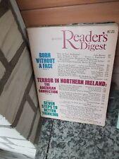 Reader's Digest, April 1983, Englische Ausgabe