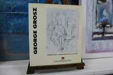 GEORGE GROSZ 1992 mostra Asti Palazzo Mazzetti CATALOGO ARTE art book grecoarte