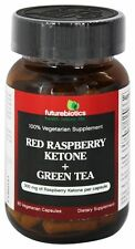 RED RASPBERRY KETONE + GREEN TEA 300mg of Raspberry Ketone